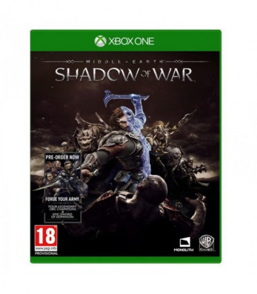 بازی Middle-Earth: Shadow Of War کارکرده - ایکس باکس وان