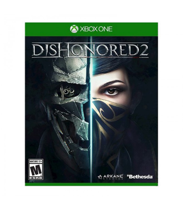 بازی Dishonored 2 کارکرده - ایکس باکس وان
