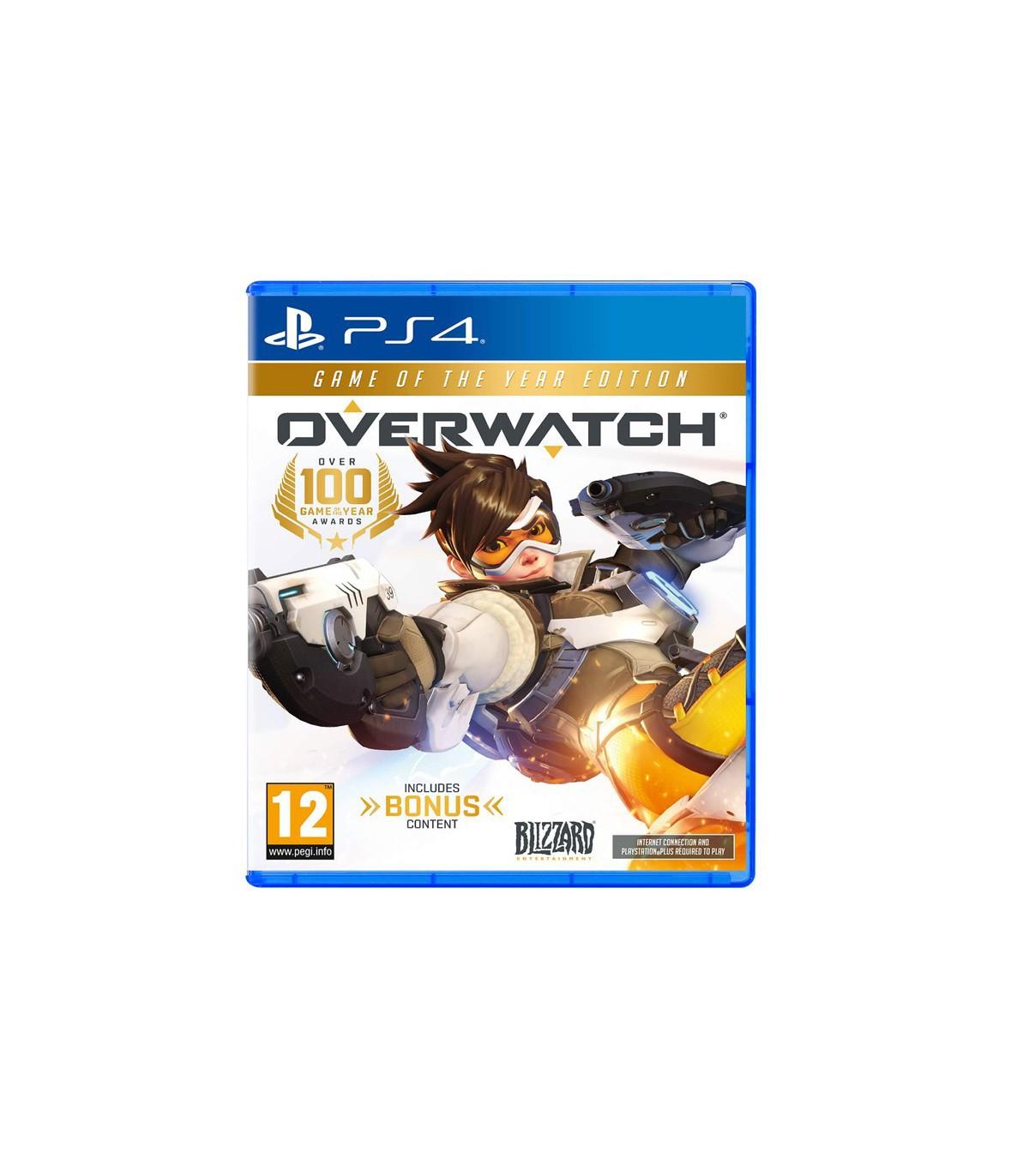 بازی Overwatch Game Of The Year Edition کارکرده - پلی استیشن 4