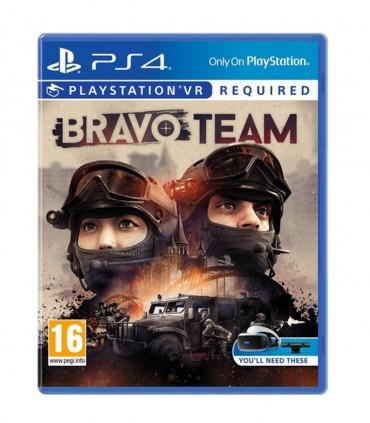 بازی Bravo Team کارکرده - پلی استیشن وی آر