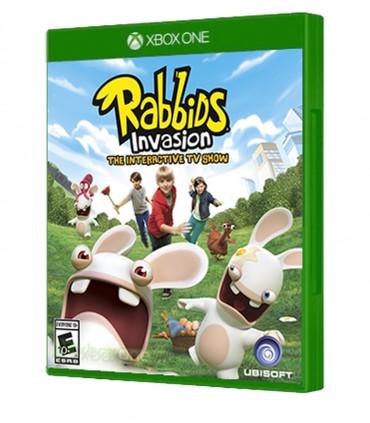 بازی Rabbids Invasion - ایکس باکس وان