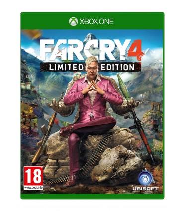 بازی Far Cry 4 Limited Edition - ایکس باکس وان