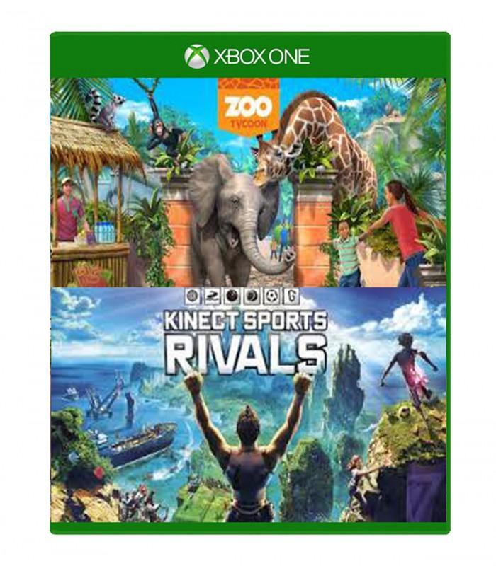 بازی Zoo Tycoon + Kinect Sports Rivals - ایکس باکس وان