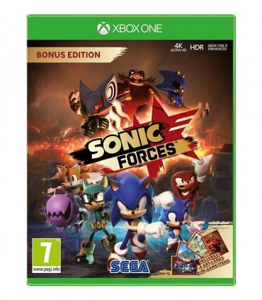 بازی Sonic Forces - ایکس باکس وان