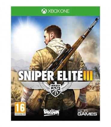 بازی Sniper Elite III کارکرده - ایکس باکس وان