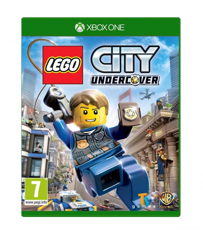 بازی LEGO City Undercover - ایکس باکس وان
