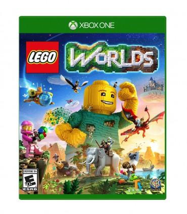 بازی Lego Worlds کارکرده - ایکس باکس وان