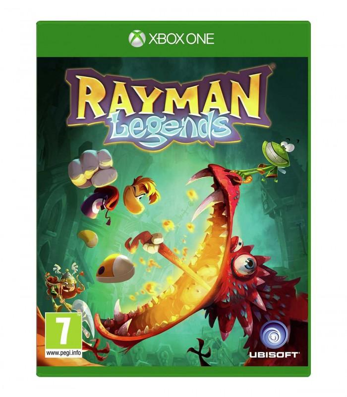 بازی Rayman Legends کارکرده - ایکس باکس وان
