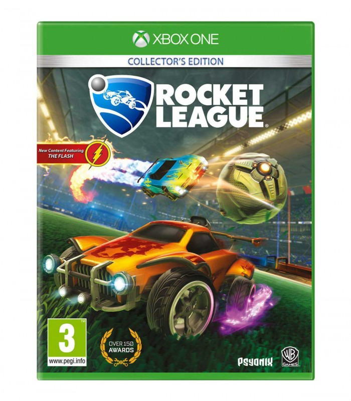 بازی Rocket League Collector's Edition کارکرده - ایکس باکس وان