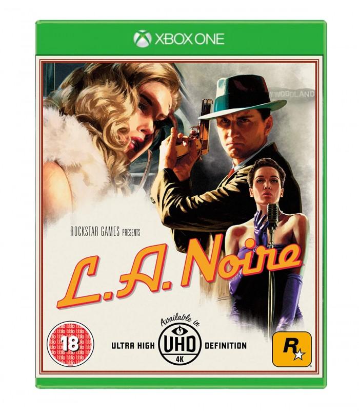 بازی L.A.Noire - ایکس باکس وان