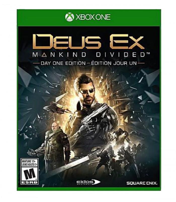 بازی Deus Ex : Mankind Divided - ایکس باکس وان