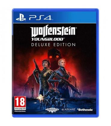 بازی Wolfenstein: Youngblood Deluxe Edition کارکرده - پلی استیشن 4