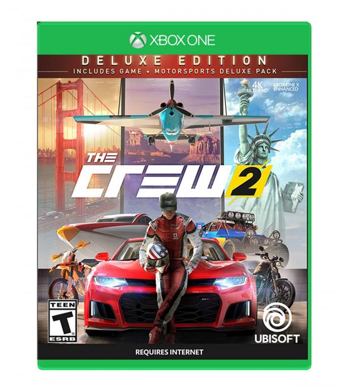 بازی  The Crew 2 Deluxe Edition - ایکس باکس وان
