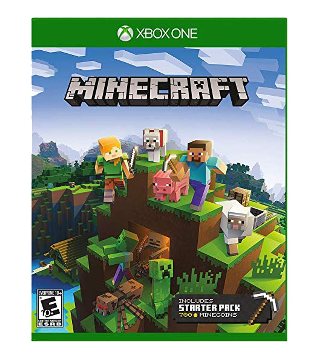 بازی Minecraft - ایکس باکس وان