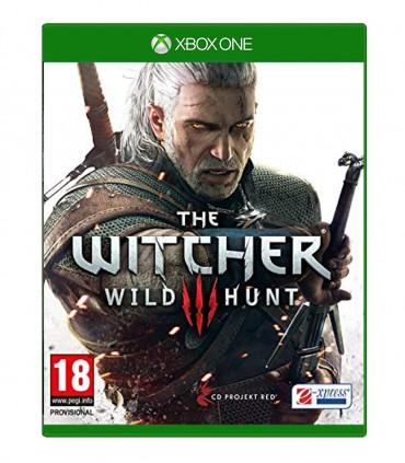 بازی The Witcher: Wild Hunt کارکرده - ایکس باکس وان