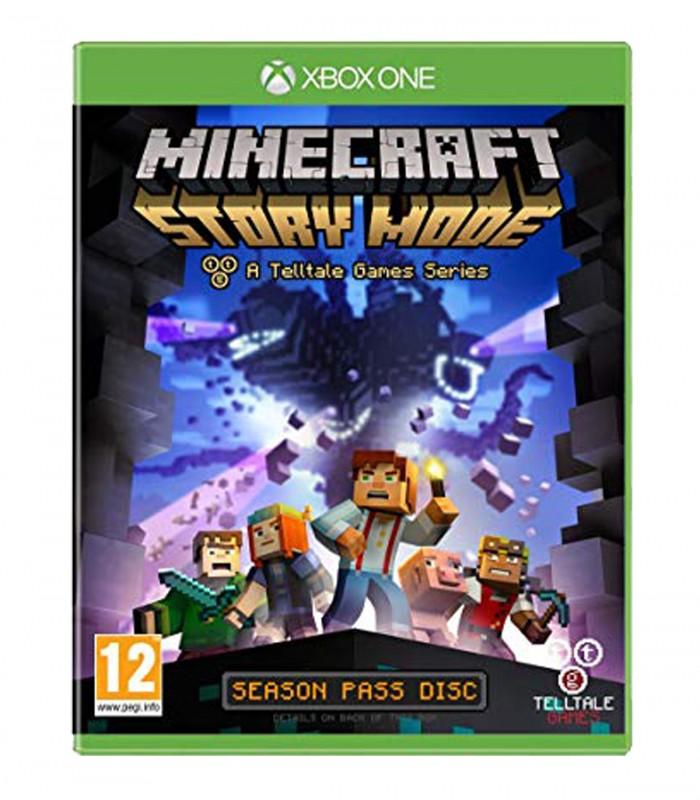 بازی Minecraft: Story Mode - A Telltale Game Series - ایکس باکس وان
