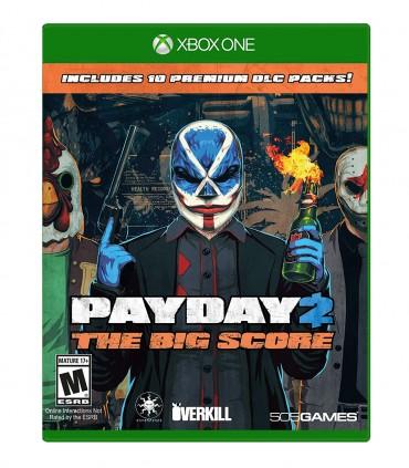 بازی PayDay 2 The Big Score - ایکس باکس وان