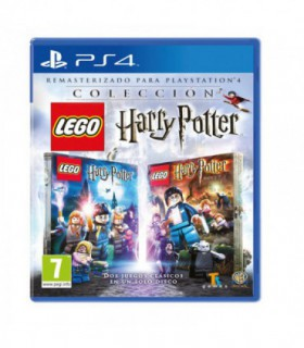 بازی Lego Harry Potter - پلی استیشن 4