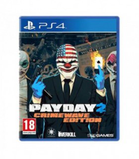 بازی PayDay 2 Crimewave Edition