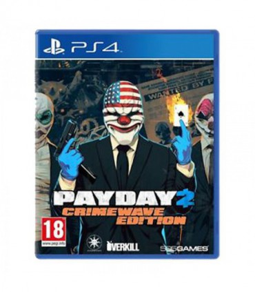 بازی PayDay 2 Crimewave Edition - پلی استیشن 4