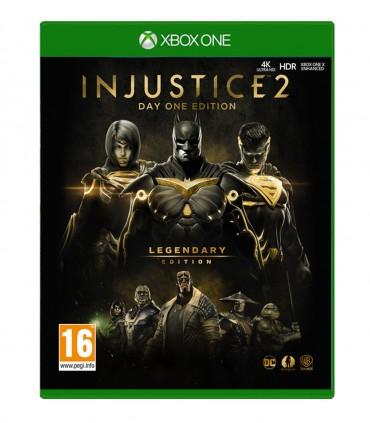 بازی Injustice 2 Legendary Edition Day One Limited Steelbook