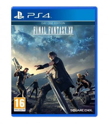 بازی Final Fantasy XV کارکرده - پلی استیشن 4