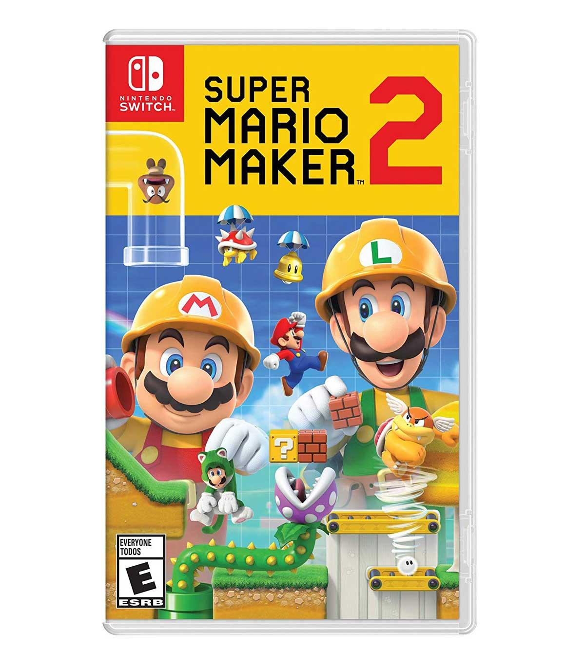 بازی Super Mario Maker 2 کارکرده - نینتندو سوئیچ