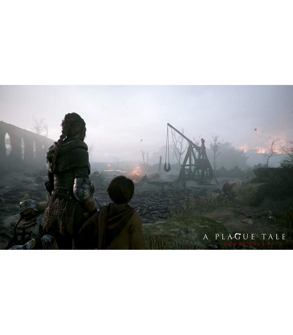 بازی A Plague Tale: Innocence - پلی استیشن 4