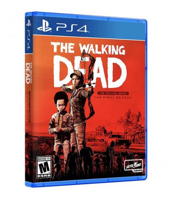 بازی The Walking Dead: The Final Season - پلی استیشن 4
