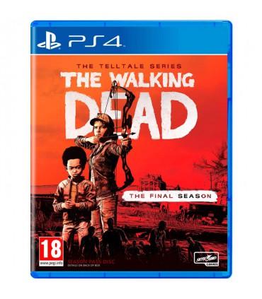 بازی The Walking Dead: The Final Season کارکرده - پلی استیشن 4