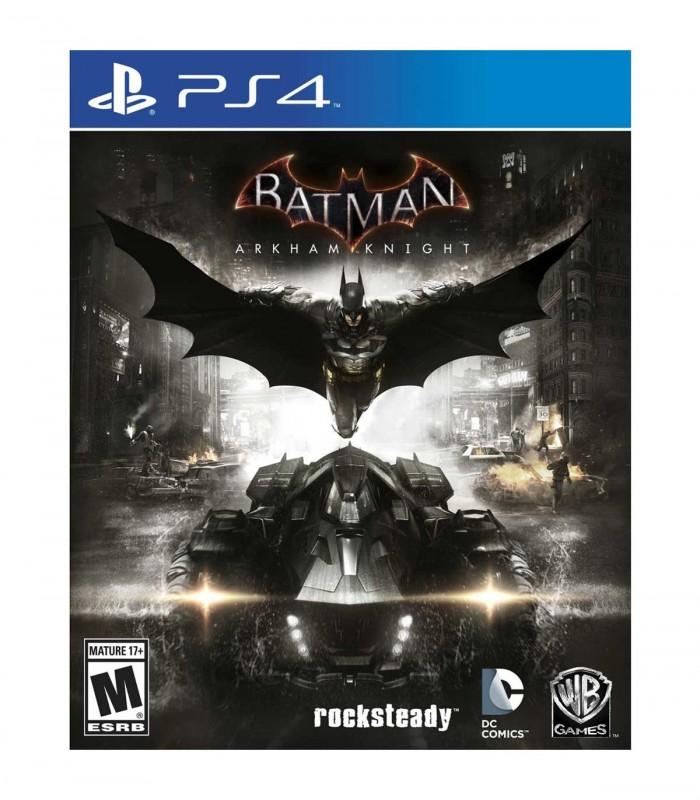 بازی Batman: Arkham Knight - پلی استیشن 4