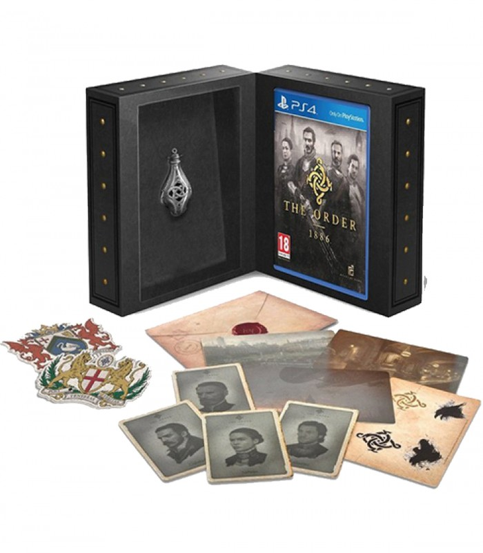بازی The Order 1886 Blackwater Edition - پلی استیشن 4