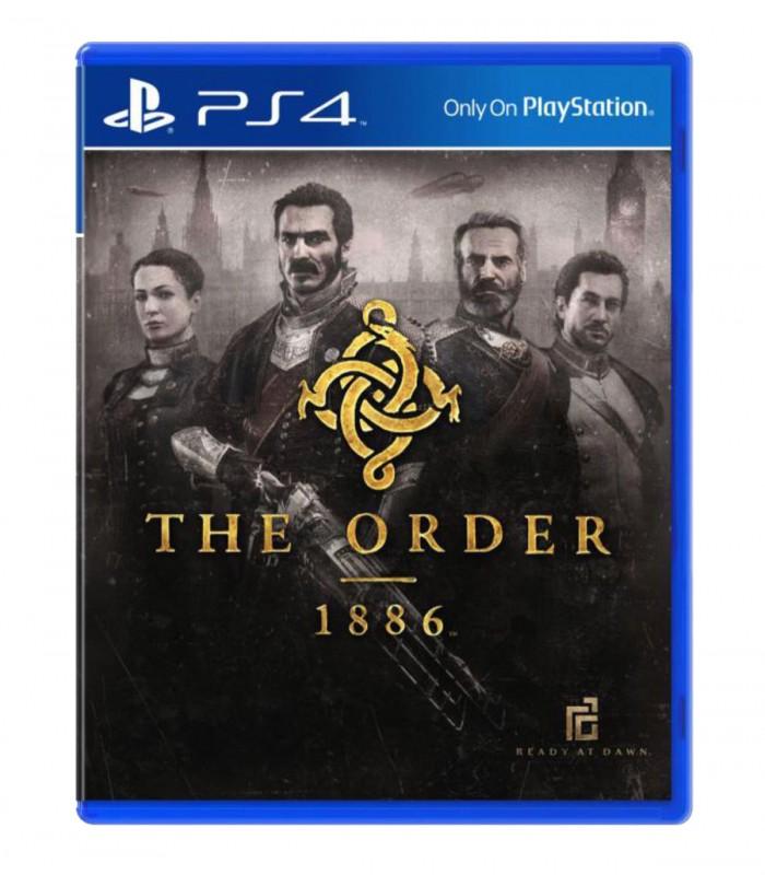 بازی The Order 1886 - پلی استیشن 4