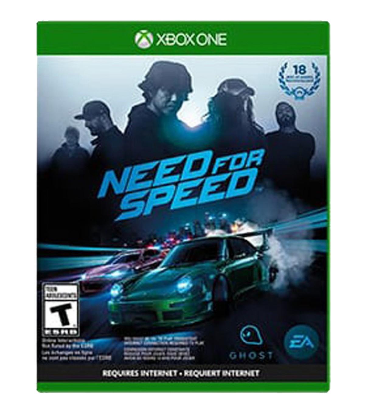 بازی Need For Speed کارکرده - ایکس باکس وان