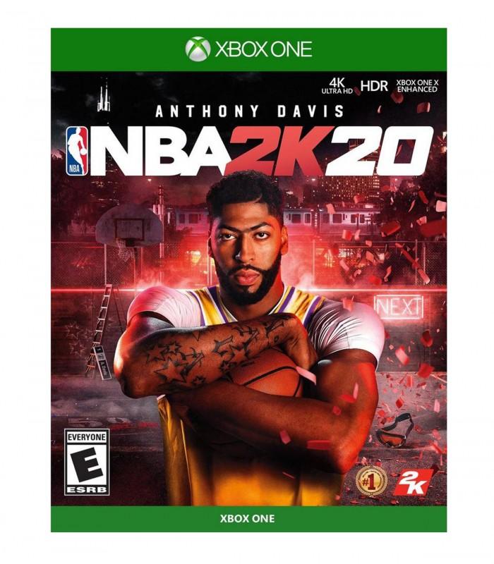 بازی NBA 2K20 - ایکس باکس وان
