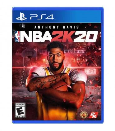 بازی NBA 2K20 -  پلی استیشن 4