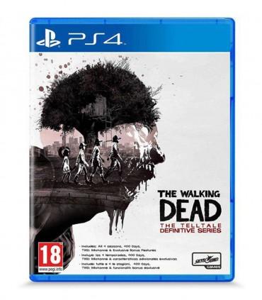 بازی The Walking Dead: The Telltale Definitive Series - پلی