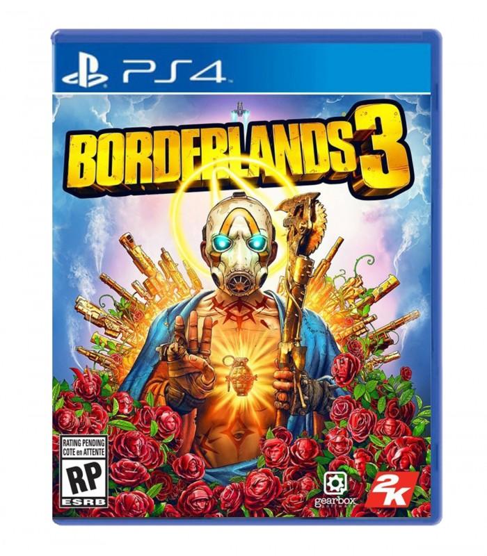 بازی Borderlands 3 - پلی استیشن 4