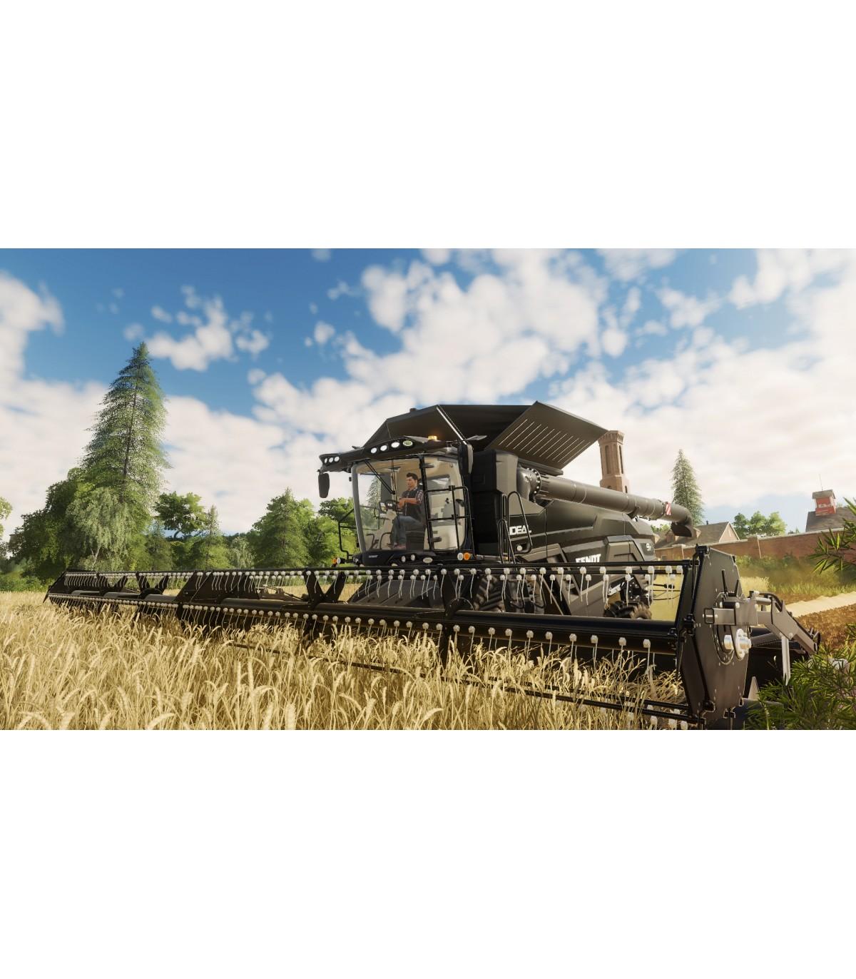 بازی Farming Simulator 19 - پلی استیشن 4