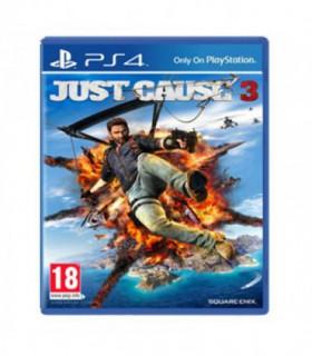 بازی Just Cause 3 - پلی استیشن 4