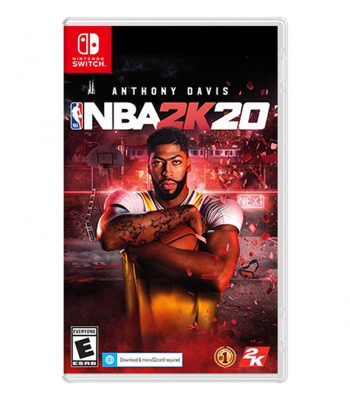 بازی NBA 2K20 -  نینتندو سوئيچ