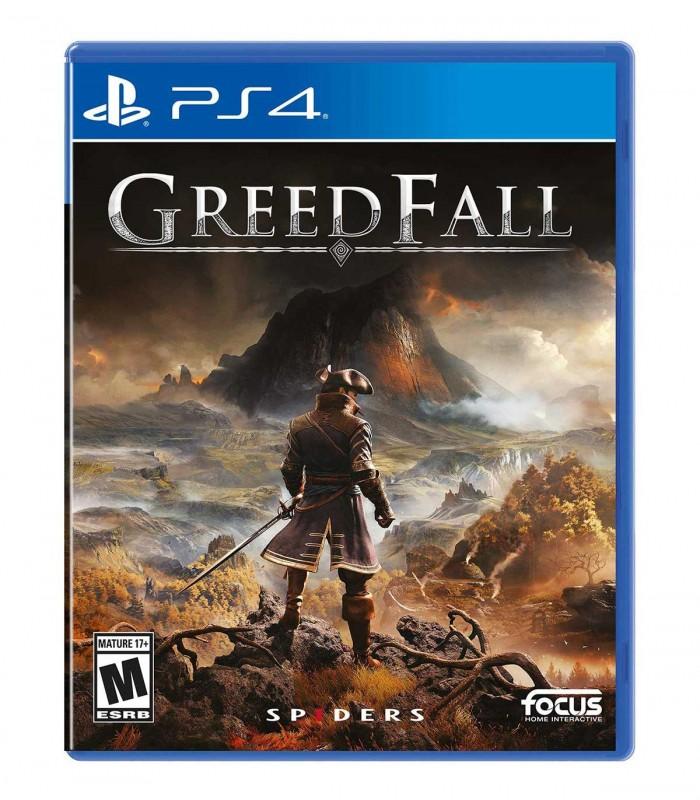 بازی Greedfall کارکرده - پلی استیشن 4