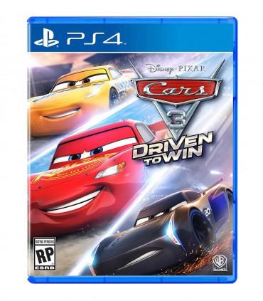 بازی Cars 3: Driven to Win کارکرده - پلی استیشن 4