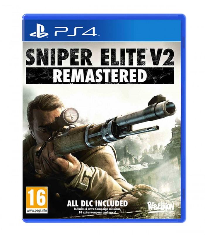 بازی Sniper Elite V2 Remastered کارکرده - پلی استیشن 4