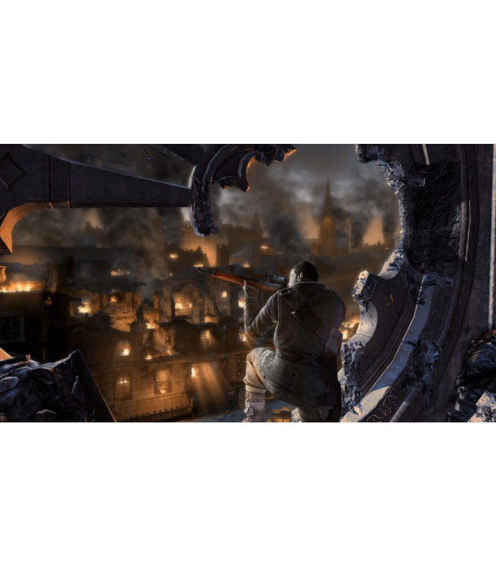بازی Sniper Elite V2 Remastered - پلی استیشن 4