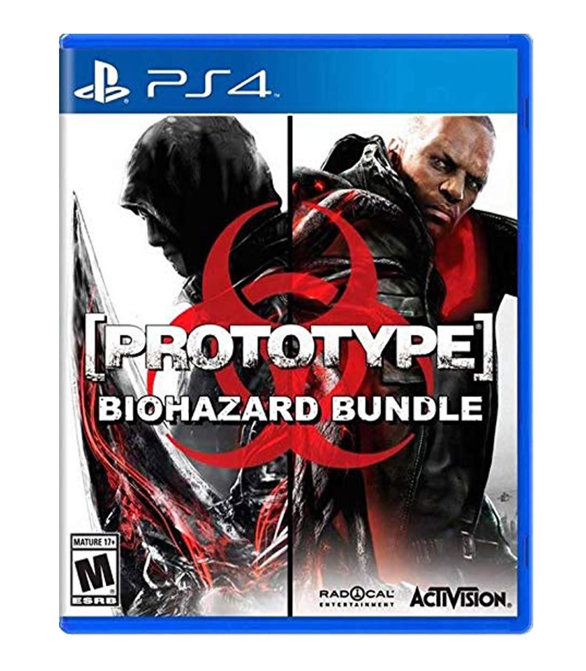 بازی Prototype: Biohazard Bundle - پلی استیشن 4