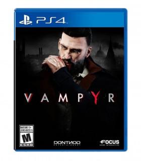 بازی Vampyr کارکرده - پلی استیشن 4