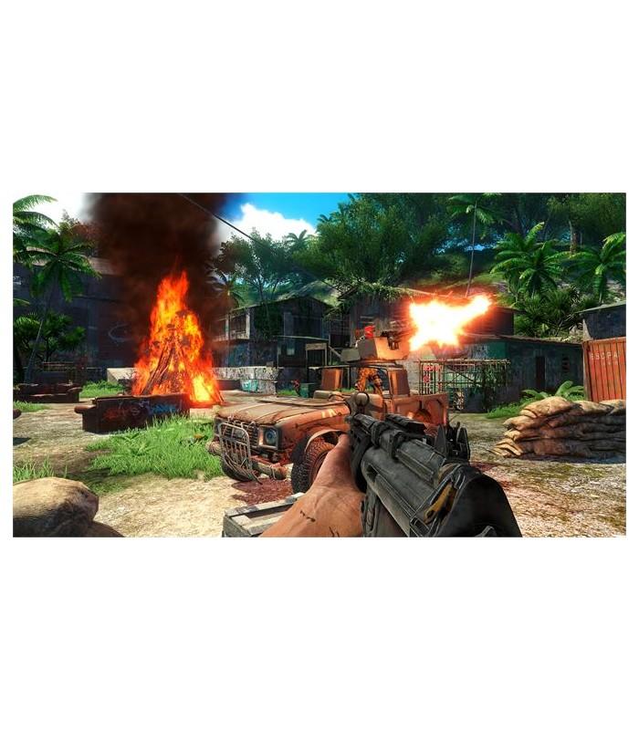 بازی Far Cry 3 Classic Edition کارکرده - ایکس باکس وان