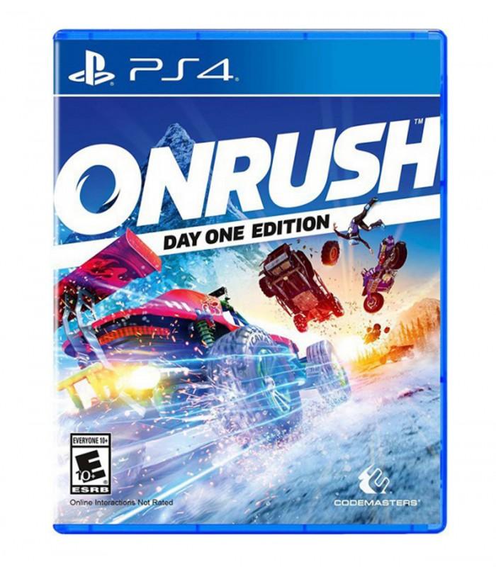 بازی Onrush کارکرده - پلی استیشن 4