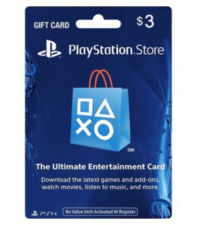 PlayStation 10$ Gift Card